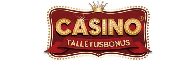 Casino talletusbonus