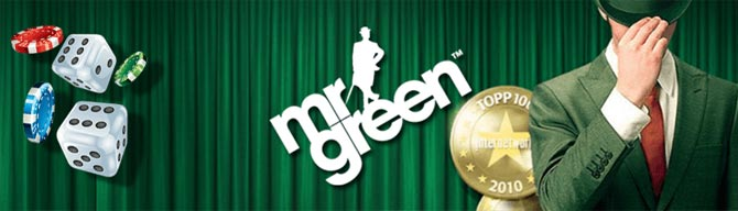 mrgreen casino bonus