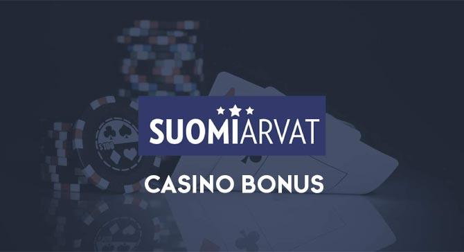 suomiarvat casino bonus